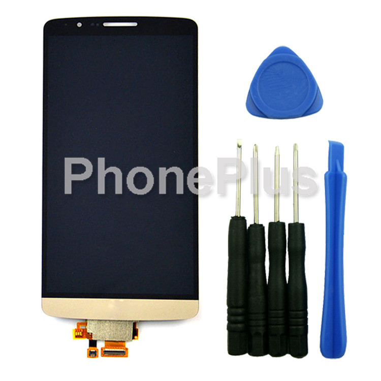 ФОТО For LG G3 D850 D851 D855 VS985 LS990 D852 Touch Screen Panel Digitizer Glass LCD Display Assembly With Tools