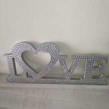 free shipping 13cm tall  Silver Crystal