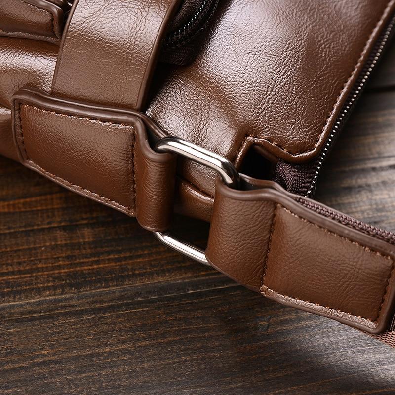 HTB1rAwFaJfvK1RjSspoq6zfNpXaB men bag shoulder leather messenger bag men leather briefcase Antifreeze shoulder bags for men bussiness bag mens office bags