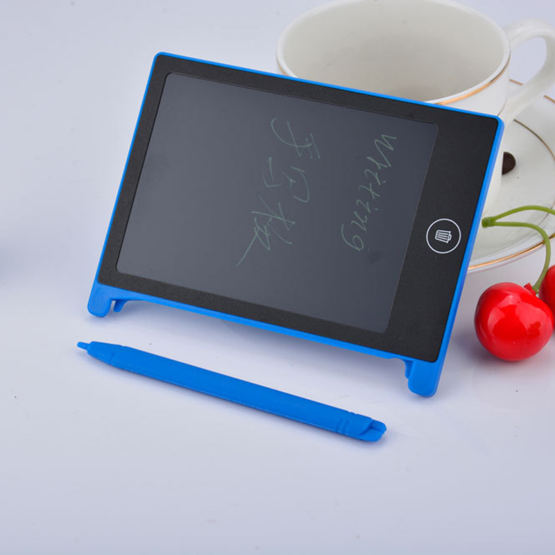 Drawing Toys LCD Writing Tablet Erase Drawing Tablet 4.4 inch Electronic Paperless LCD Handwriting Pad Baby Early Educational To writing
