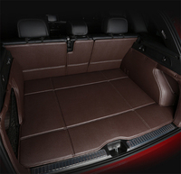 trunk mat for auto mercedes benz AMG S Class GLC260 GL C300 Coupe GLC200 CLA GLE GLS GLK
