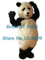 plush panda mascot costume panda bear mascot custom cartoon character cosply carnival costume 3003