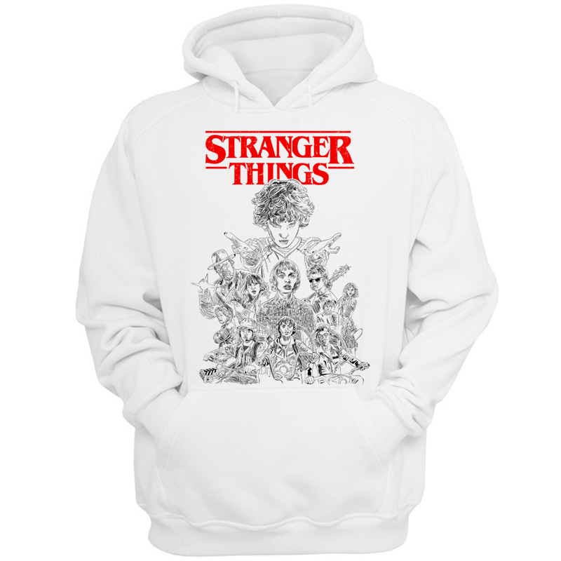 Stranger Things Sweatshirt 2.0 1