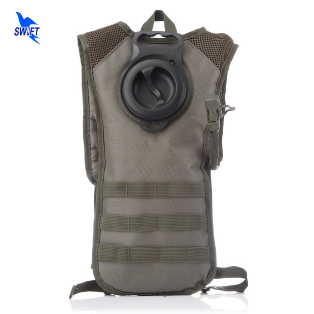 New Arrival MOLLE Hydration Cycling Water Bag MTB Waterproof Backpack Professional Outdoor Travel Trekking Hiking Bladder Pouch