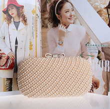 HIGH QUALITY Free Shipping Hot! European Women Beading Dazzling Rhinestones Clutch Evening Party Bag Handbag Shiny Handbag 535J