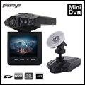 Night Vision Car DVR HD Camcorder 2.5 inch Video Registrator G-sensor H.264 Car Camera Recorder, 270 degree screen rotated