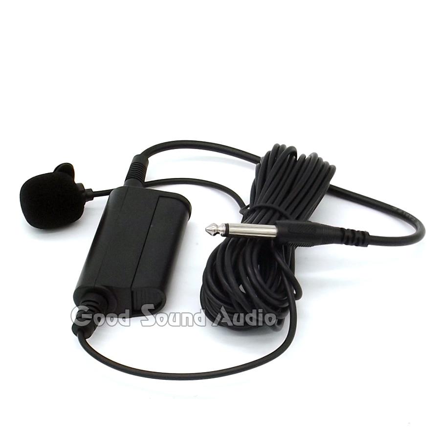 Ücretsiz Kargo Profesyonel Müzik Aletleri Kondenser Yaka Mikrofonu - Taşınabilir Ses ve Görüntü - Fotoğraf 6