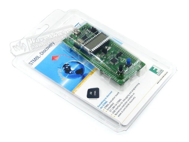 Parts STM8 Board STM8L-DISCOVERY STM8L152C6T6 STM8L Evaluation Development Board STM8 Discovery Kit Embedded ST-Link module xilinx xc3s500e spartan 3e fpga development evaluation board lcd1602 lcd12864 12 module open3s500e package b