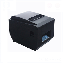 80mm bluetooth pos printer usb interface support Android & IOS to connect with 8 sets machine and multiple language HS-825UAI8