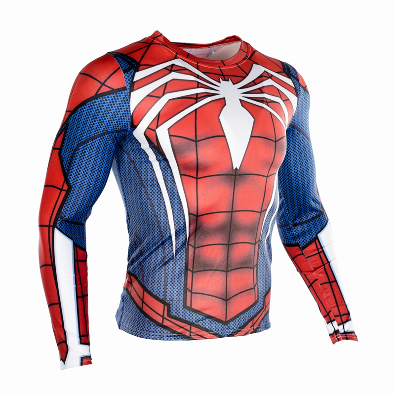 Marvel Spiderman T Shirt 2018 Unisex Venom Printed T shirt Fitness Shirt Black Panther Casual Heroes Marvel Cosplay T Shirt in T Shirts from Men 39 s Clothing
