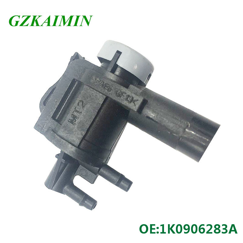 Free Shipping New  EGR Vaccum Solenoid Valve  1K0906283A  1K0 906 283A Use For V-W  ForJetta Golf Passat For  AUDI 1.9TDI 2.0TDI