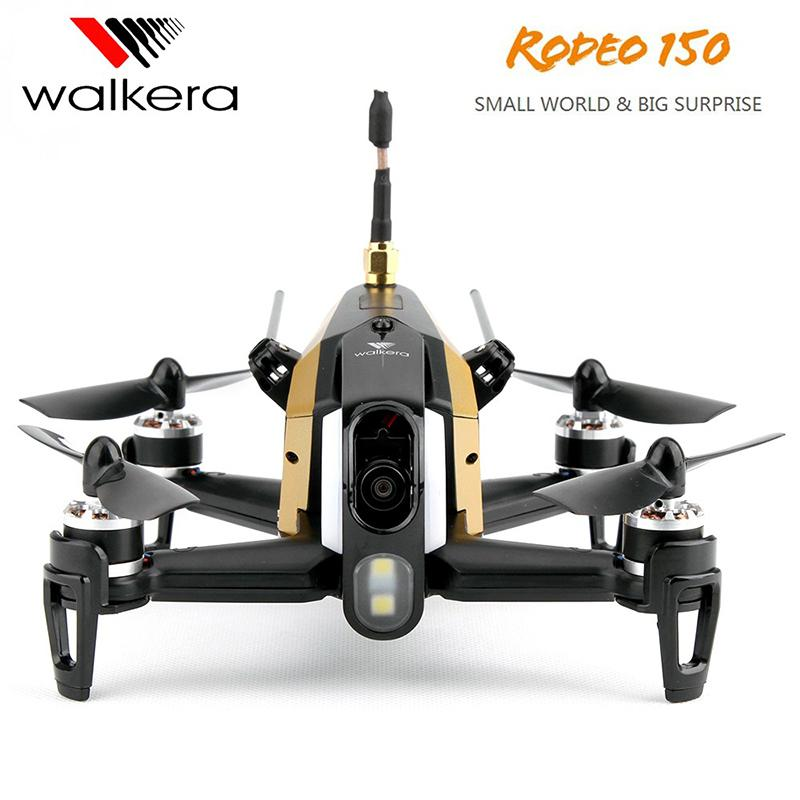 Walkera Rodeo 150 Camera Drone 600TVL CAM 5.8G FPV 2.4GHz Transmitter 6 Axis Racing Drone RC Quadcopter Mini Drone with Camera original walkera devo f12e fpv 12ch rc transimitter 5 8g 32ch telemetry with lcd screen for walkera tali h500 muticopter drone