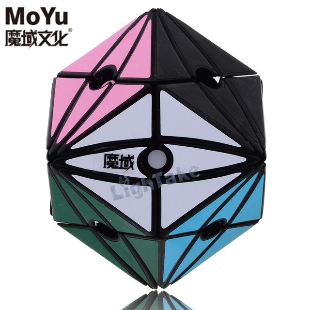 Original Moyu Moyan II del Diablo Ojos Magic Speed Cubo Cubos Del Rompecabezas Para Niños Juguetes Educativos Juguete