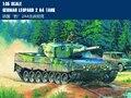 Passatempo Patrão MODELO Escala 1/35 modelos de tanques Alemão Clássico 82401 tanque modelo de plástico Alemão Leopard 2 A4