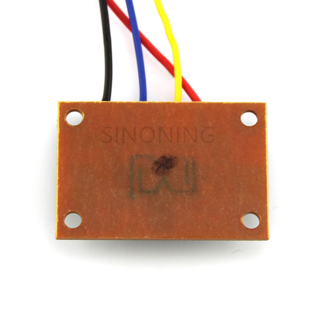 Two Ways Electronic Version Of Two-channel Wired Remote Control Board Controllable One Motor Forward And Reverse #4