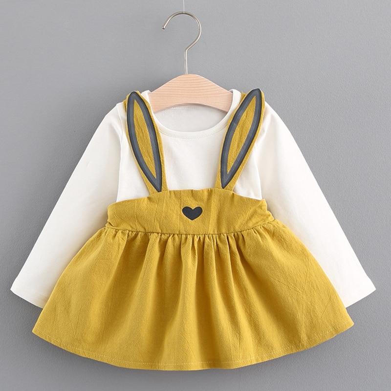 Menoea 2019 Spring Style Newborn Baby Girl Clothing Set Infant Suit Baby Girl Clothes T-shirt+short +Headband 3pcs Clothing