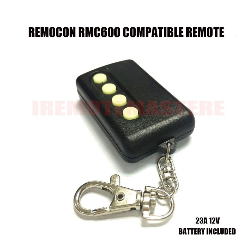 5pcs Remocon radio control RMC600 garage door remote Remocon transmitter