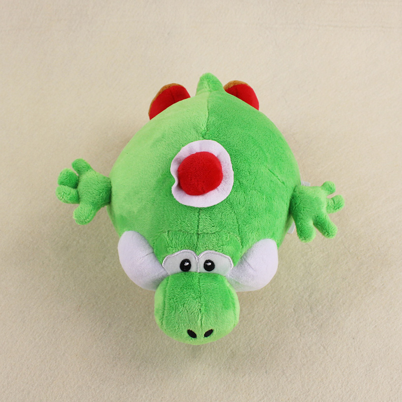 24cm Super Mario Bros Flying Yoshi Dragon Stuffed Plush Toys Stuffed Soft Doll