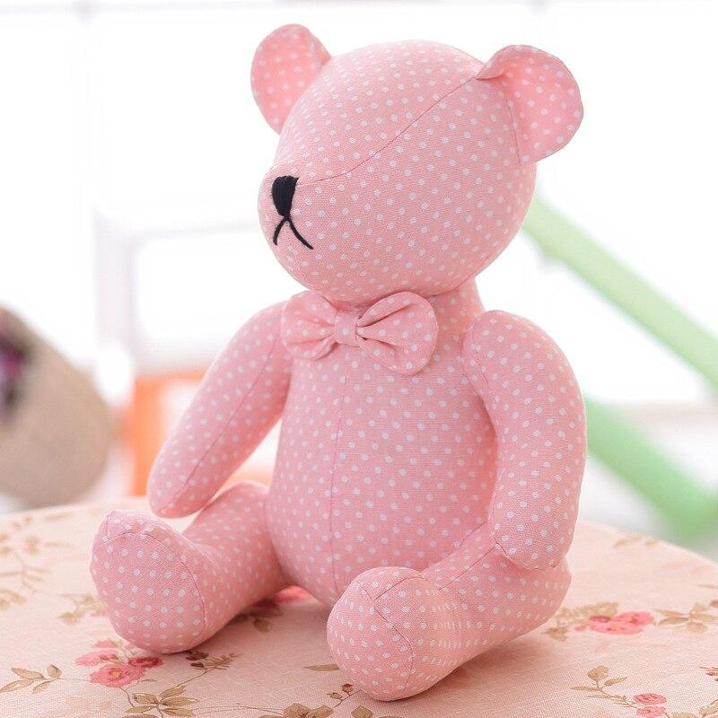 Stuffed animals plush soft kawaii teddy bear toys cotton stuffing children's birthday gift girlfriend gift toys for girl 30cm