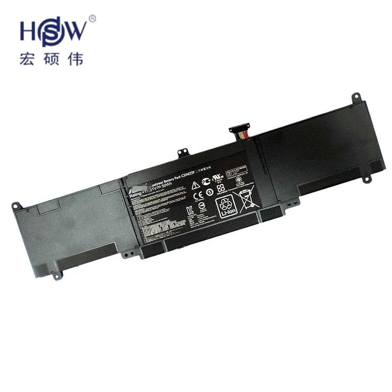 11.3V 50WH  Genuine Original for Asus ZenBook UX303 UX303L UX303LN C31N1339 New Battery bateria akku