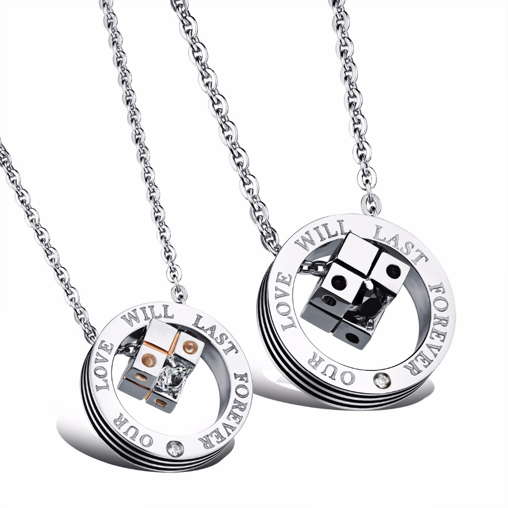 Popular Unique Couple Necklaces-Buy Cheap Unique Couple Necklaces ...