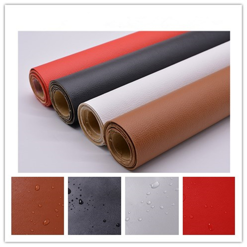 Sunice Leather Grain Texture Vinyl Car Wrap Sticker Decal Film Sheet Adhesive Sticker Interior Car Styling Covering Wrapping