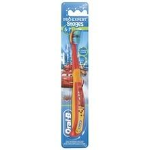 Детская зубная щетка Oral-B PRO-EXPERT stage 3, мягкая, 1 шт., Для От 5 до 7 лет
