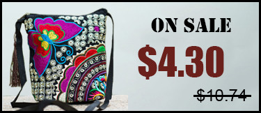 Chinese Embroidered Bag 6