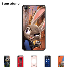 "Solf TPU Silicone Case Micromax Canvas Spark 2 Q334 5.0"" Mobile Phone Cover Bag Cellphone Housing Shell Skin Mask Color Paint"