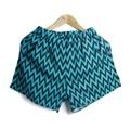2016 Летом горячей продажи шорты женщин вскользь пляж полосатый совета шорты S, M, L, XL