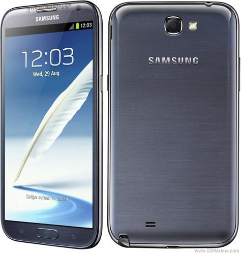 Original Samsung Galaxy Note Ii 2 N7100 Android Quad Core