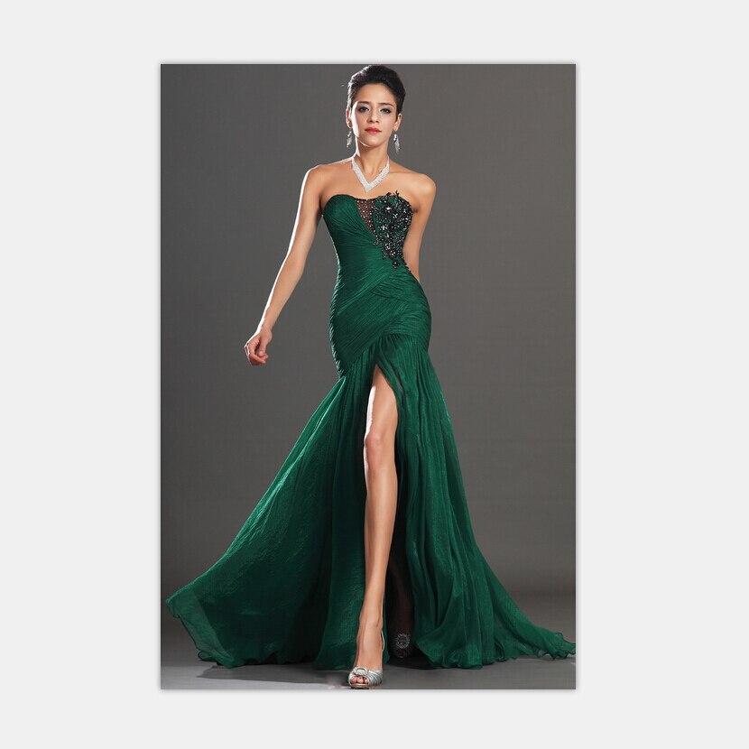 La Sirena Del Verano Verde Esmeralda De La Gasa Sweetheart