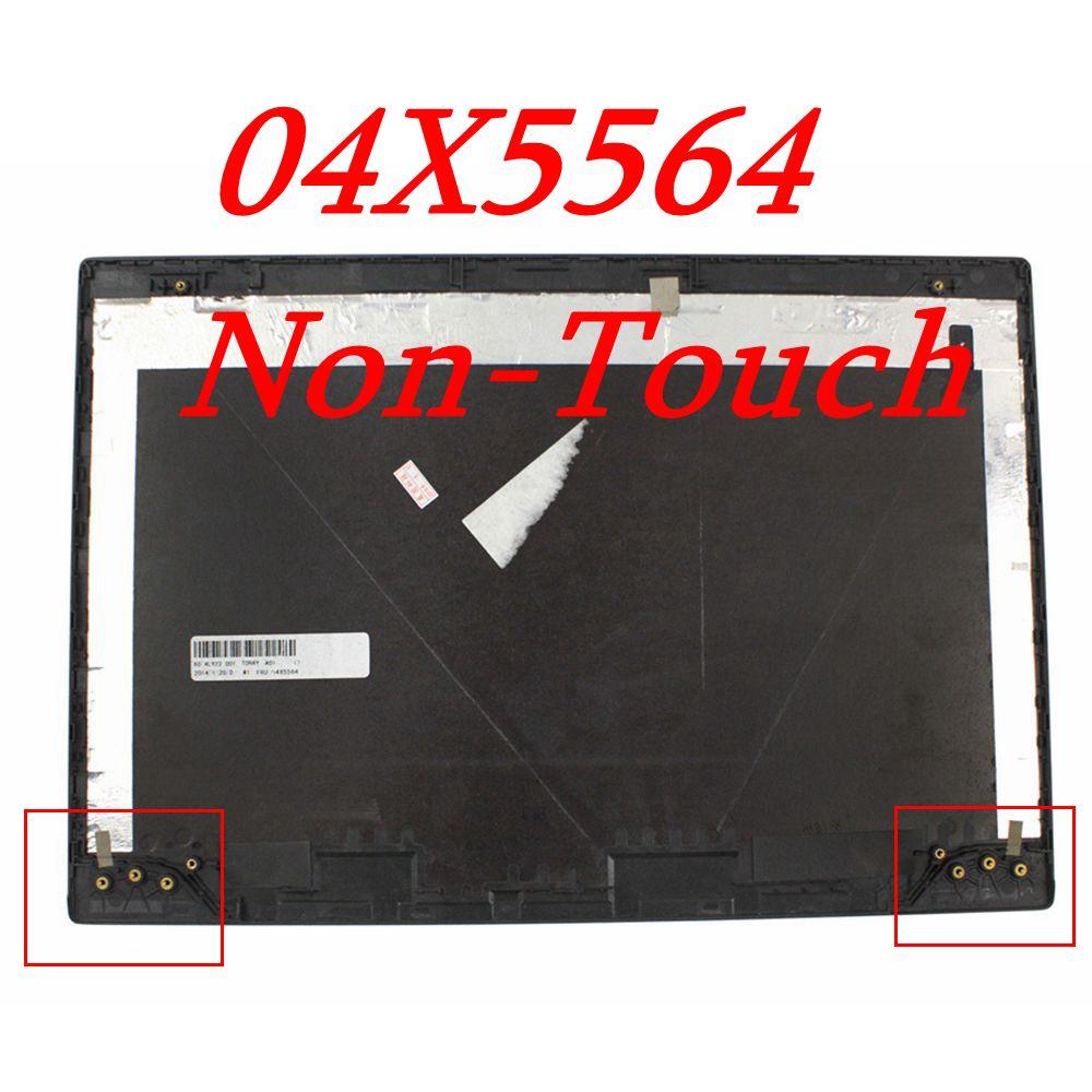 GZEELE nouvelle coque LCD couvercle supérieur couvercle arrière pour Lenovo ThinkPad X1 carbone 2nd 20A7 20A8 3rd 20BS 20BT Non tactile WQHD 04X5564 00HN934