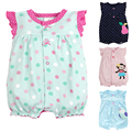 Baby Rompers Summer Baby Girls Clothing Sets Short Sleeve Newborn Baby Clothes Roupa Infant Jumpsuits Toddler Baby Girl Clothes