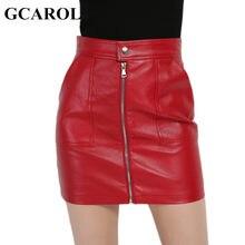 9145169e2 Faldas De Cuero Rojo - Compra lotes baratos de Faldas De Cuero Rojo ...