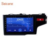 Seicane Android 6,0/дюймов 7,1/8,1 9 дюймов 2Din автомобиля радио gps навигации мультимедийный плеер головное устройство для 2014 2015 HONDA JAZZ/FIT (RHD)