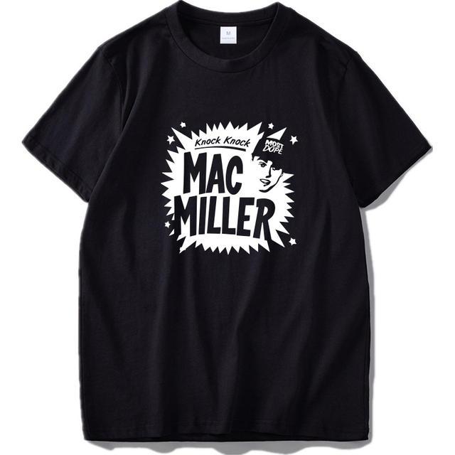 Rip T-shirt Men Famous Song Rapper Streetwear Camiseta Homme High Quality 100% Cotton Tshirt Hip Hop EU Size