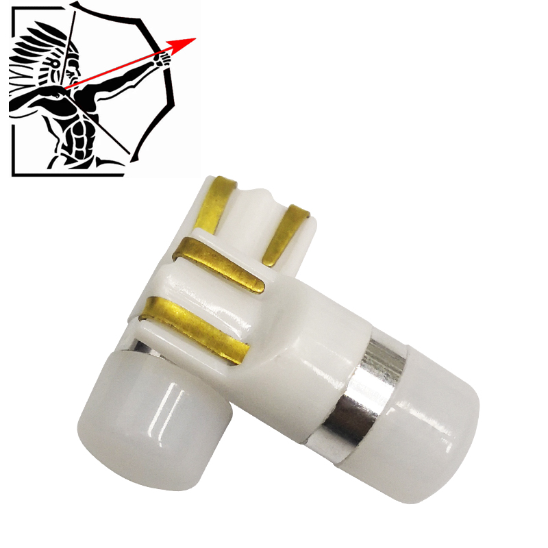4 pcs of C5W Bulb Ba9S 12V T10 1Smd 3030 6V Led T10 1W Auto Car Interior Reading Light image
