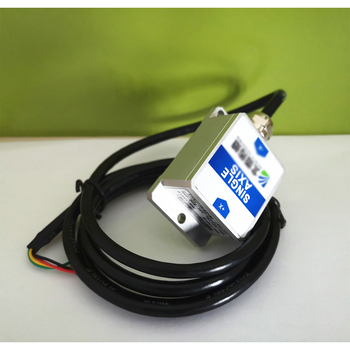 BWK216S Single Axis Inclinometer Tilt Angle Sensor With Accuracy 0.2 Resolution 0.02 Degree And Mode RS232 / RS485 / TTL BWK216