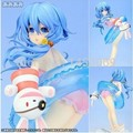 "7"" 18CM Date A Live Yoshino Swim Wear 1/7 Scale Sexy PVC Action Figure Collection Model Toy"