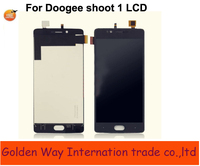 Angcoucoux For Doogee Shoot 1 Android 5 5 LCD Display Touch Screen Outer Lens Glass Sensor