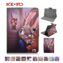 7 Universal Tablet Case For teXet TM-7866 3G Cute Girls Printed Cover Bag For Lenovo Tab3 7 LTE Cover w/Screen Protector мобильный телефон texet tm 404