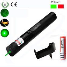 Green Red Laser Sight Pointer Pen 5mW USB Rechargeable High Power Beam for Hunting ETC 2018 jshfei 5mw green red two different beam color laser pointer pen whoealsale lazer