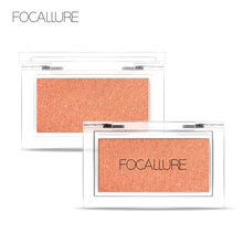Focallure Blush Makeup Single  Face Cheek Nude Natural Pressed Powder Blusher Long Lasting Make up Cosmetic