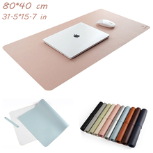 Mouse Pad 80*40 cm Locking Edge Natural Rubber High Quality Environmental for Computer PC Office Gaming Gamer Big Mouse Mat