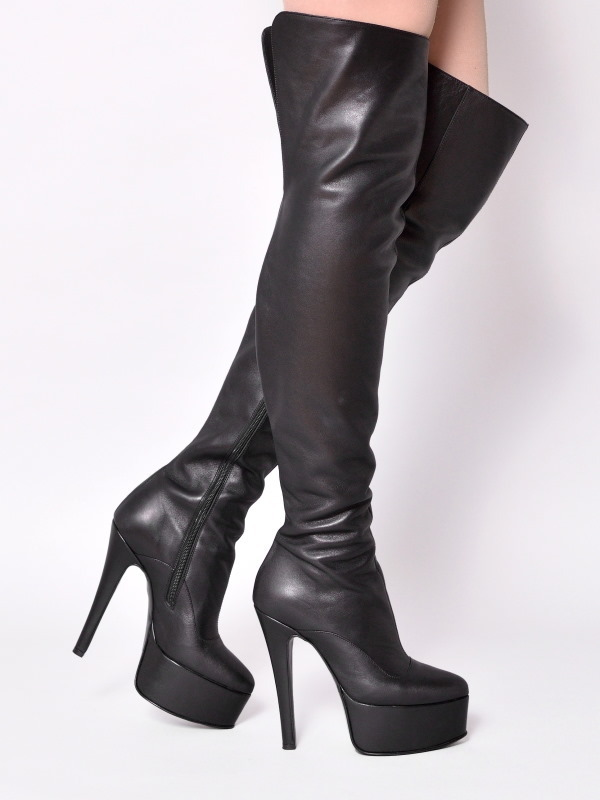 a9d00b22c1c Black Over the Knee High Women Boots Online Shopping Shoes High Heels  Pointed Toe Stilettos Fashion Ladies Boots Shoes For Women-in Ankle Boots  from Shoes ...