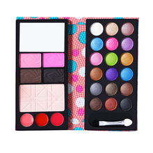 Makeup Set Box Professional 26 Color Make Up Sets Eyeshadow Palette Lip Gloss Foundation powder Makeup Kit de Maquiagem Cosmetic new eyeshadow powder make up lip gloss blush multifunctional cosmetic tool professional makeup set piano aluminum box