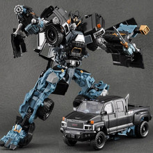 WEI JIANG New Cool Anime Transformation Toys Robot Cars Supe