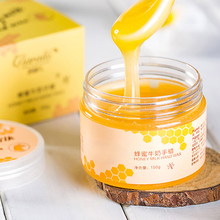 Milk Honey Paraffin Wax Hand Mask Hand Care Moisturizing Whi