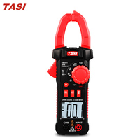 TA8311 True RMS Mini High precision Digital Clamp Meters AC/DC Current Voltage Auto Range  No-Contact Multimeter